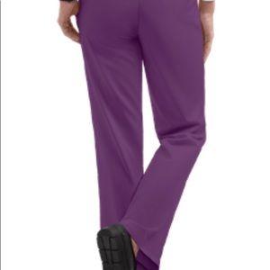 Healing Hands Scrubs Purple Label Pants